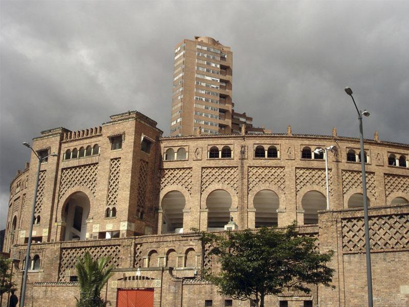 Plaza cultural la Santamaría